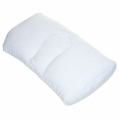 Remedy Cumulus Microbead Pillow Comfortable Stays Squishy 20.5 x 11 Inches