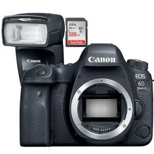 CANON EOS 6D MARK II BODY + BUNDLE
