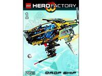 Lego Hero Factory set (7160) £25