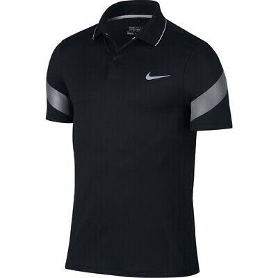 Nike Golf MM Fly Framing Shirt  Reflective Silver Uk Medium 746074