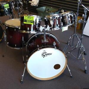 Gretsch Catalina Maple Shell Kit 8-10-12-16-22 usagé-used