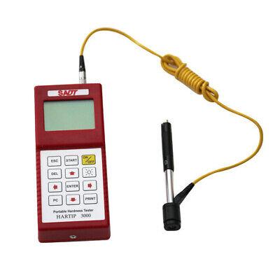 Hartip-3000 Portable Rockwell Hardness Tester Metal Gauge Durometer