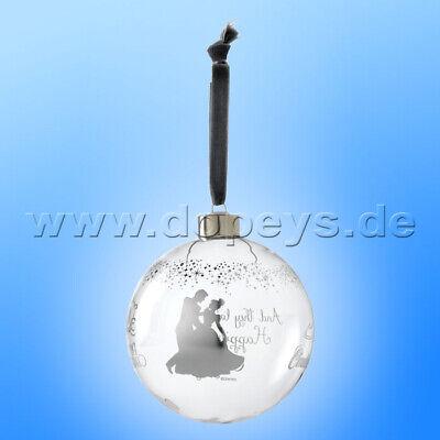 Disney Enchanting Collection - Cinderella Hochzeits-Weihnachtsbaumkugel A29528
