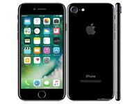 iPhone 7 black 32GB Mobile phone unlocked with Box
