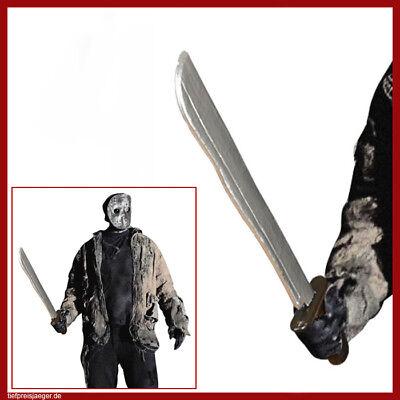 COOLE MACHETE # Halloween Buschmesser Killer Psychopat Horror - Busch Kostüme