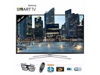 Samsung 48 inch Smart TV 3D LED TV Quad core with built in Wifi and Freeview HD