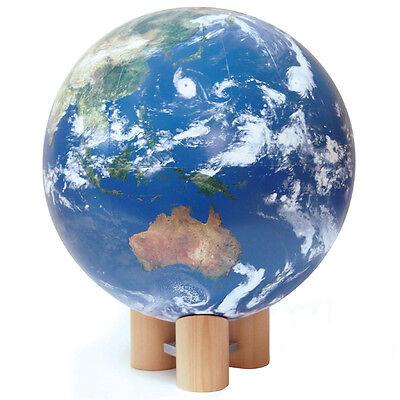 "BLUE TERRA Watanabe Planet Globe Sky Terra #3050 30.5cm/12"" 1/42000000 Japan F/S"