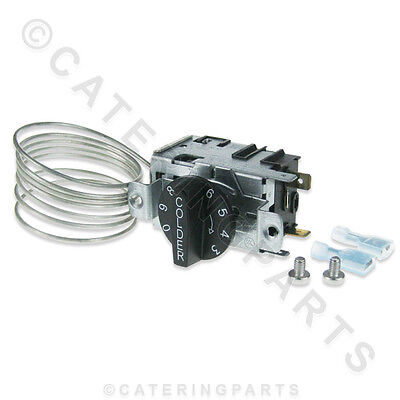 988284 thermostat refrigeration units coolers salad