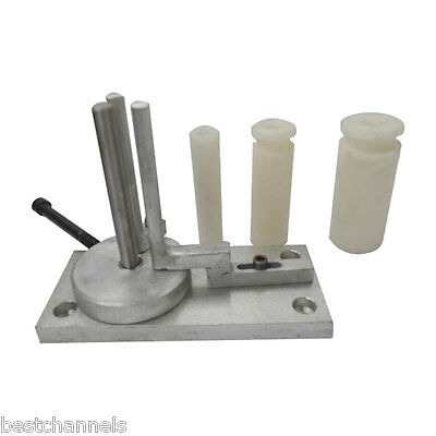 Stainless Steel Coil Strip Bender Tools Rounded Corner For Metal Channel Letter