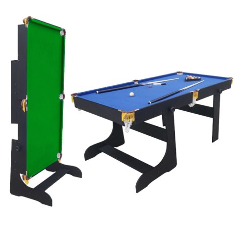 Walker and Simpson 6ft Admiral Folding Pool Table