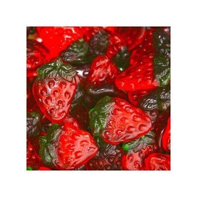 Haribo Gummi Strawberries 5lb Bulk Deal - Gummy Candy Haribo 5 Lb Bag