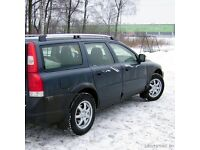 4 Winter tyres on alloy wheels. Suit Volvo V70 and other makes.