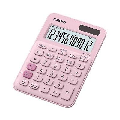 Casio MS-20UC-PK Colorful calculator MS20UC Pink