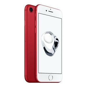 Iphone 7 128GB special edition Rouge