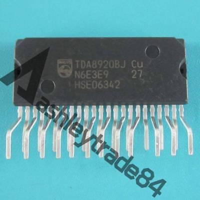 New 1pcs Tda8920bj Tda8920bjn2 Philips Zip-23 Audio Power Amplifier Ic