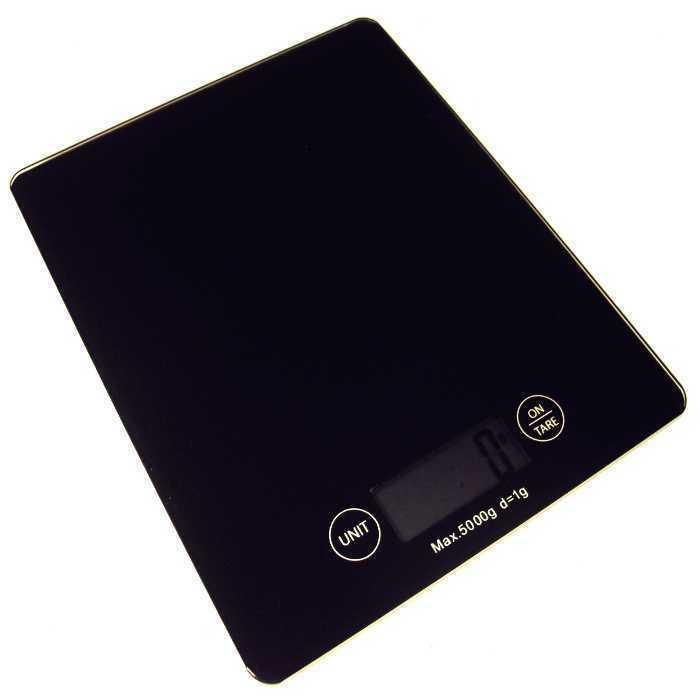 BILANCIA DIGITALE LCD DA CUCINA ELETTRONICA DA 1GR 5KG CM-202A TASTO TARA CASA