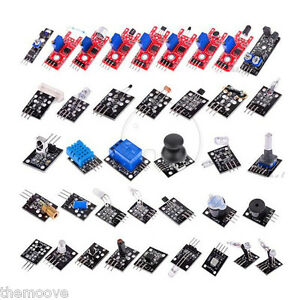 37 in 1 Sensor Modules Kit for Arduino & MCU Ed