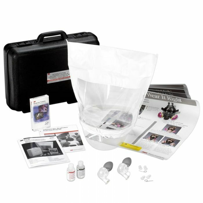 3M FT-20 Training and Fit Testing Kit W/Case, Sweet, 1 EA/Case Business & Industrial