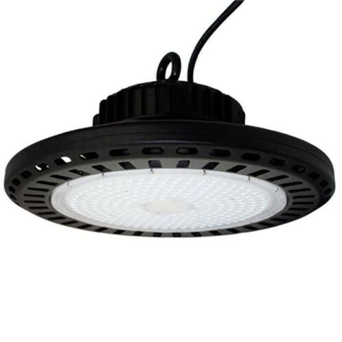 LED UFO High Bay IP65 - 100W vervangt 500W - 6000K - 12.000l