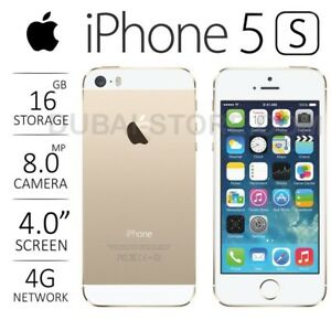 iPhone 5s unlocked 16 gig iOS 11.4 good shape