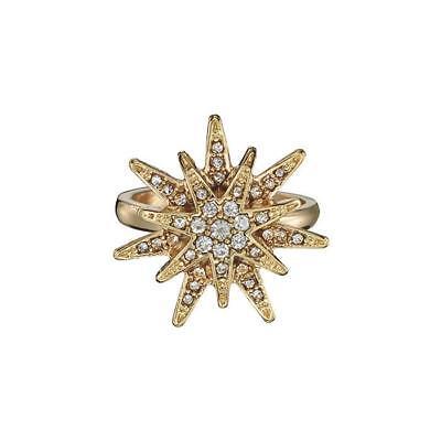 Avon Celestial Starburst Ring - Celestial Ring