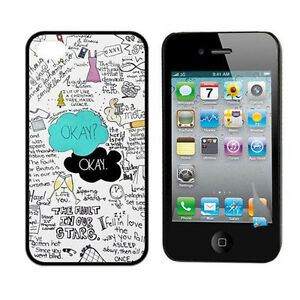 Funny The Fault In Our Stars Hard Case Plastic Cover For iPhone 4 4S Cuddly