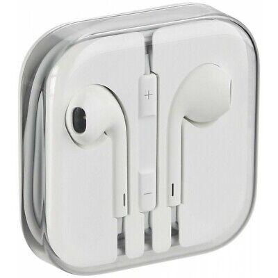 Auriculares Original 100% Apple MD827 Jack 3.5mm iPhone 4 4S 5 5S SE 6 6S iPad