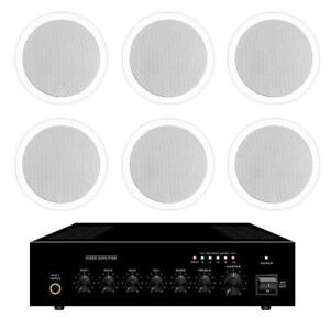 Background music system for a small business $699.99