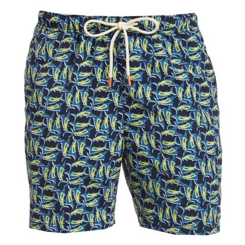 Tommy Bahama Mens Swim Trunks Board Shorts Naples Moorea Marlins Blue 3XLB Clothing, Shoes & Accessories
