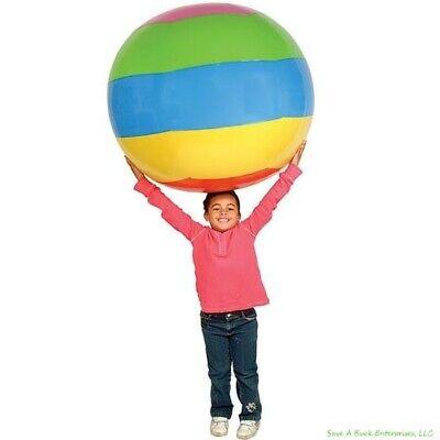 Rainbow Beach Ball (HUGE 48