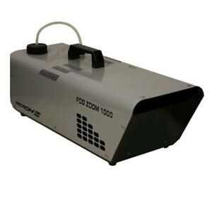 Microh dj FogZoom1000 (Fog machine with DMX control)  ( used )