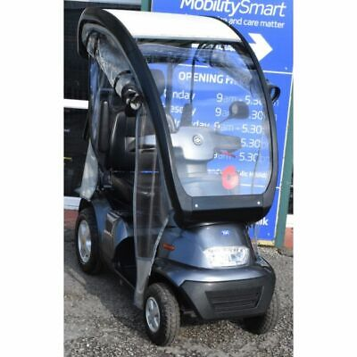 2017 TGA Breeze S4 All Terrain Mobility Scooter with Canopy 8mph Road Legal