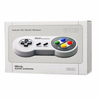 8Bitdo SFC30 wireless gamepad