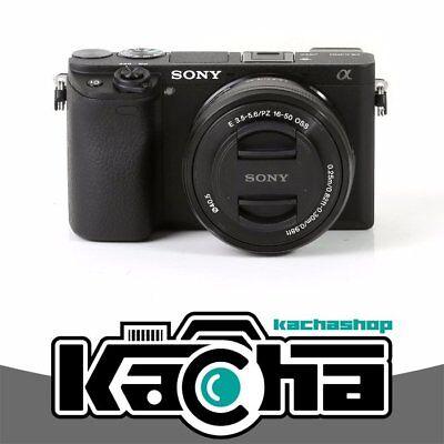 NEU Sony Alpha a6300 Mirrorless Digital Camera with 16-50mm Lens (Black)
