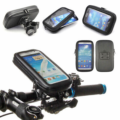 Handyhalter Handy Halterung Lenker Halter Befestigung Smartphone Fahrrad Bike