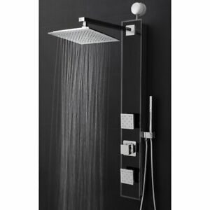 Rain Shower Diverter