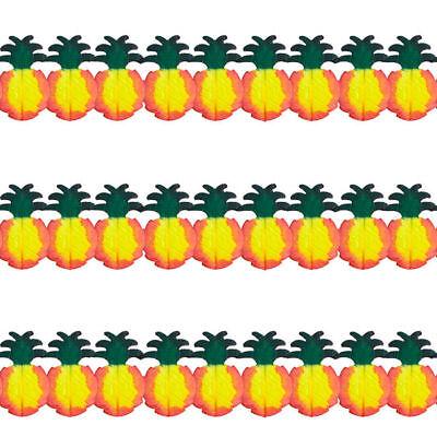 Stück, Hawaiiparty Dekoration Hängedeko Früchte Mottoparty (Hawaii-party-dekoration)