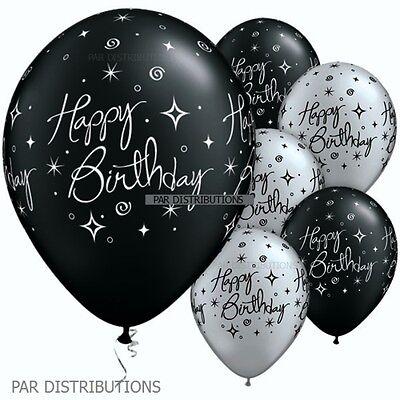 Happy Birthday 25 Latex Baloons Balons Ballons Balloons Balloon 11