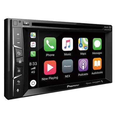 Pioneer AVH-1400NEX Double 2 DIN DVD/CD Player Bluetooth Mirrors iPhone CarPlay