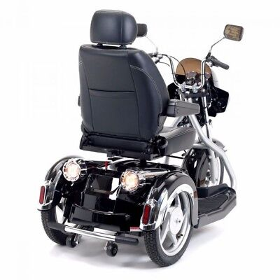 DRIVE EASY RIDER MOBILITY SCOOTER .HARLEY STYLE MOBILITY SCOOTER.ALL TERRAIN
