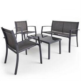 outdoor garden furniture patio set NEW