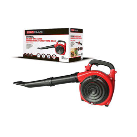 New Garden Proplus 26cc leaf blower and vacuum vac