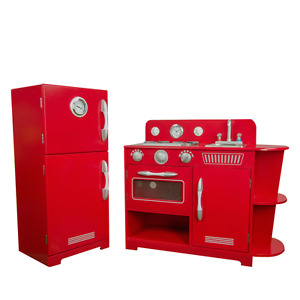 Teamson brand new in the box fridge and stove for sale