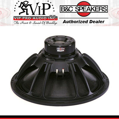 """B&C 21SW115-4 21"""" Professional Neodymium Subwoofer 3400W 4 Ohm  4.5"""" voice coil"""