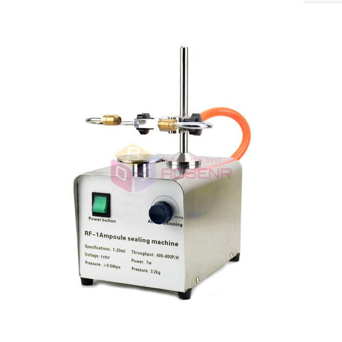Manual Ampoule Sealing Machine Laboratory Ampoule Amber Vial Sealing Sealer