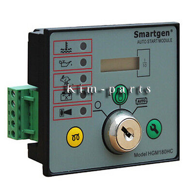 New Smartgen Hgm180hc Automatic Genset Controller Generator Controller