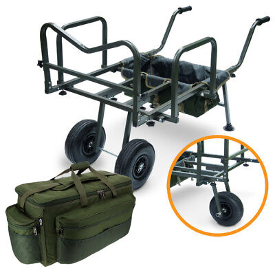 Map X4 Barrow.Fishing Barrows Combi Fishing