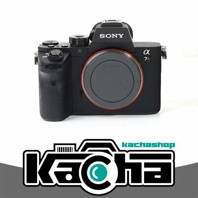 SALE Sony Alpha a7RII Mirrorless Digital Camera Body Only a7R II Mark2 Mk 2