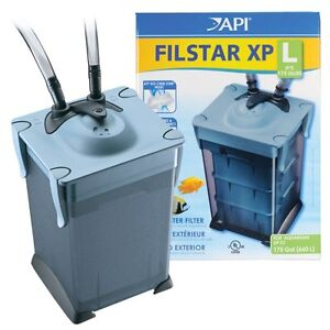 Selling  API canister filter (used)
