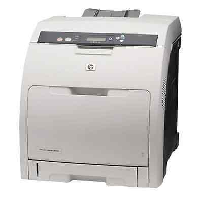 HP Color LaserJet 3800DN Farb- Laserdrucker Drucker Netzwerk Duplex USB Q5983A - Laserjet 3800 Drucker